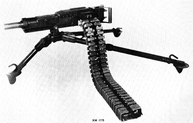 Американский автоматический гранатомёт XM175