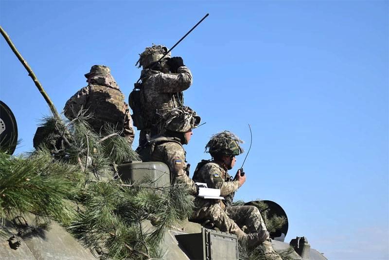 На южном направлении ВСУ сосредоточили три бригады десантников и морпехов