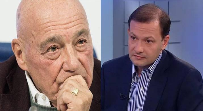 Брилёв ответил Познеру на призыв отказаться от британского паспорта