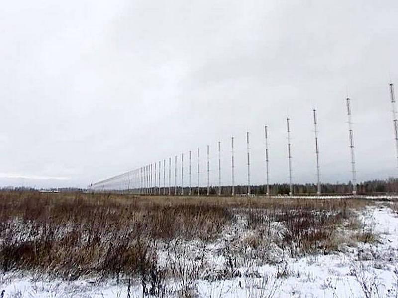"""O novo radar 29B6 """"Container"""" começou a operar em Mordovia"""
