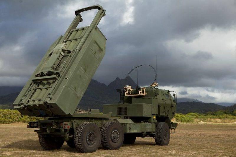 США поставят Польше один дивизион ракетного комплекса HIMARS