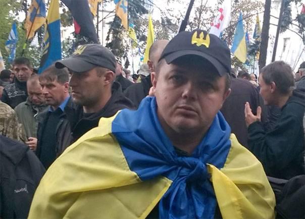 Семенченко прокомментировал заявления в СМИ о его задержании в Тбилиси