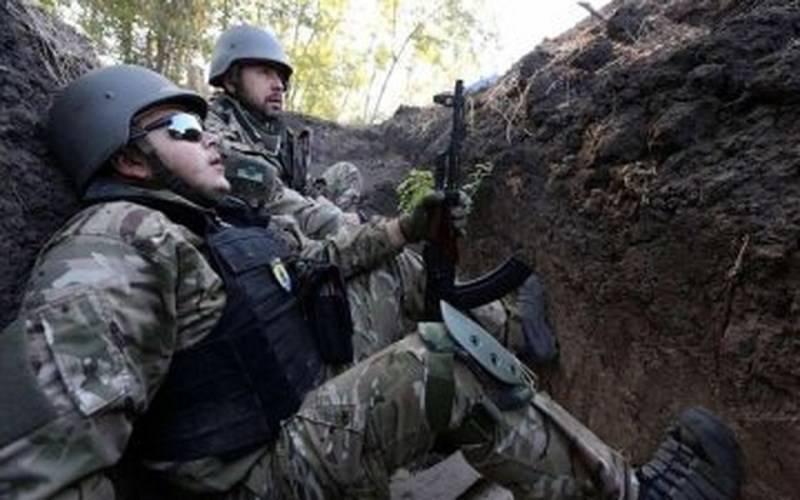 Спецназ ВСУ использует на Донбассе патроны повышенной мощности