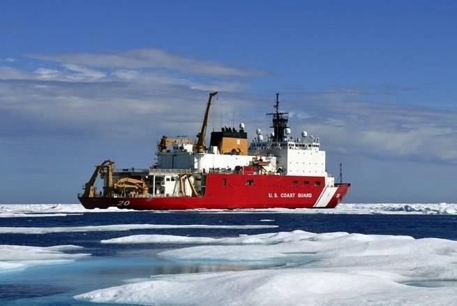 Американские СМИ: гонка за Арктику уже проиграна