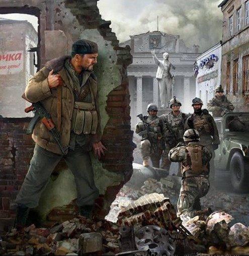 О возможной капитуляции Москвы