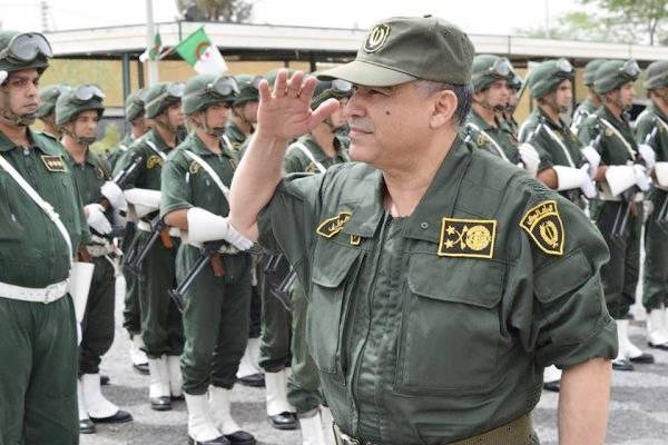 アルジェリア軍は北アフリカにおけるロシアの重要なパートナーです。