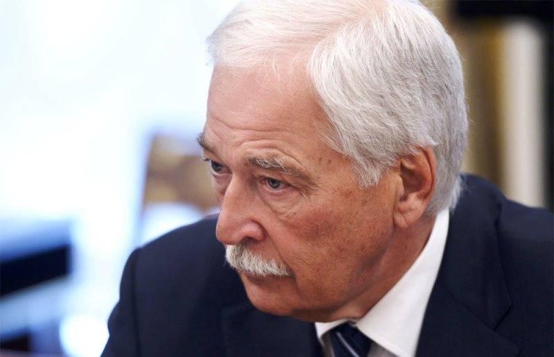 В ЛНР объяснили уход Грызлова с заседания контактной группы