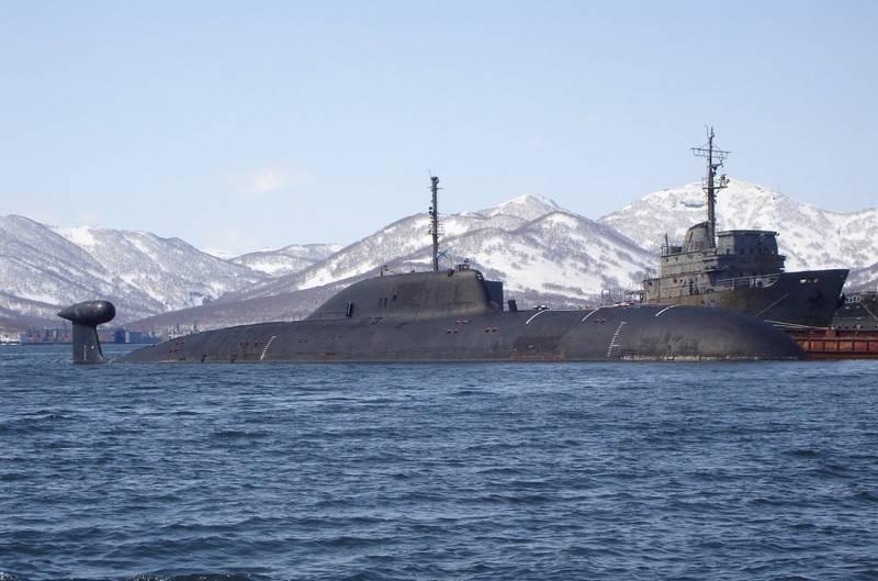 印度转让租赁潜艇项目971的合同接近签署