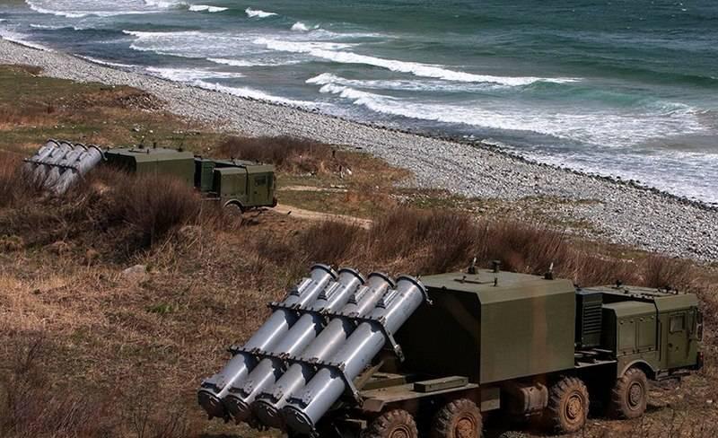 Минобороны усиливает оборону островов Курильской гряды