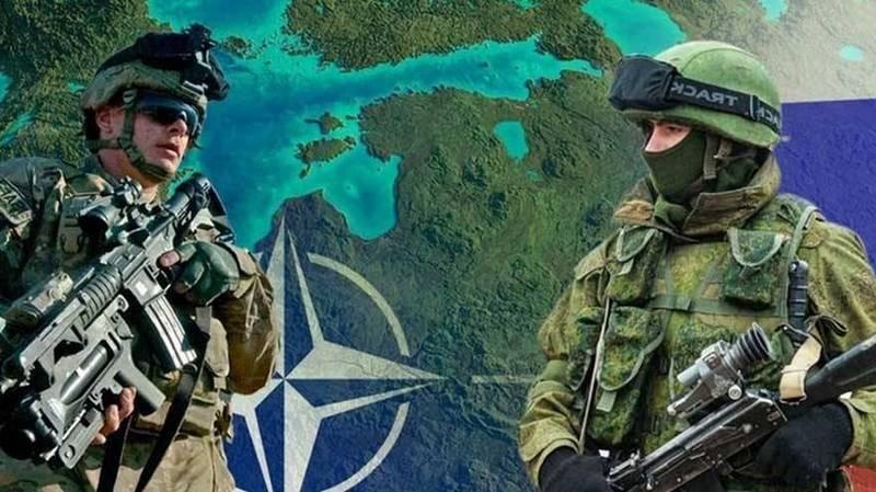 Британский таблоид предрекает России поражение в войне с НАТО