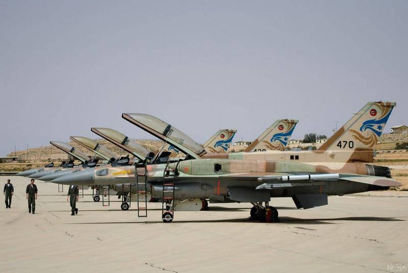 Estados Unidos ha bloqueado la venta de caza israelí f-16 Croacia