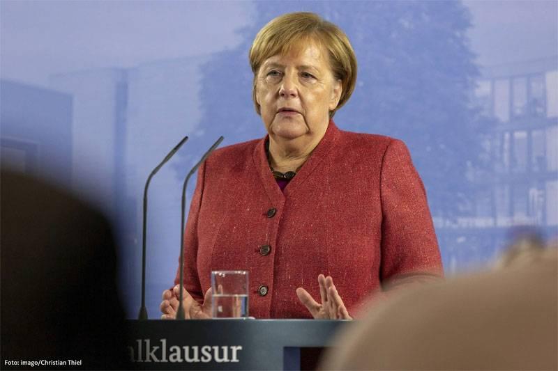 Меркель покинула пост главы партии