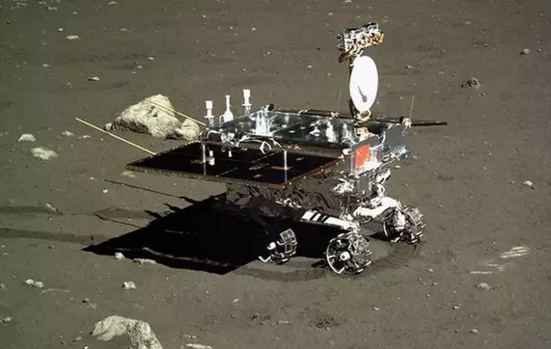 Китай запустил лунную миссию на обратную сторону Луны
