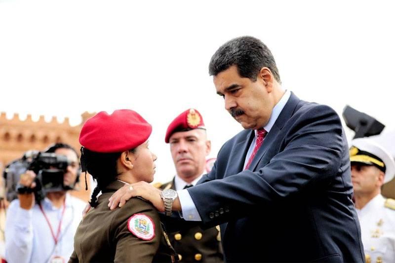 Мадуро: США планируют переворот в Венесуэле
