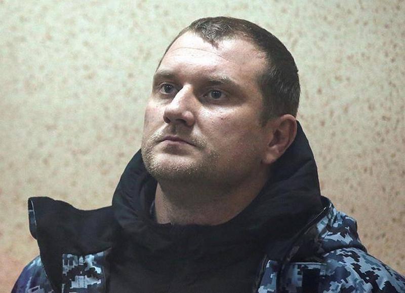 Один из задержанных украинских моряков объявил себя военнопленным