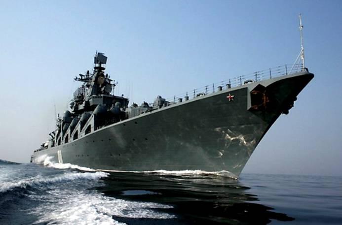 Командующий рассказал о новом вооружении для ТОФ
