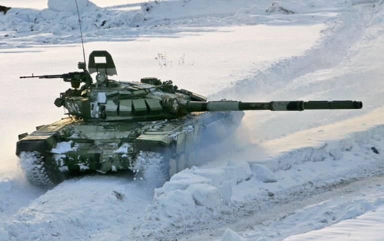 Модернизированные российские танки стали проблемой для НАТО