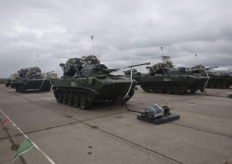 Минобороны заявило о планах модернизации около шестисот БМД-2