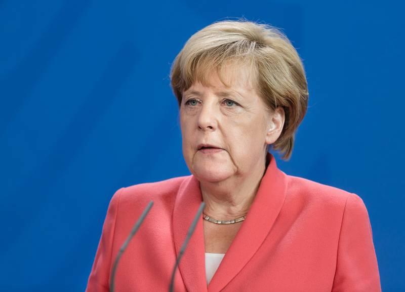 Меркель: Германия поддержит продление антироссийских санкций