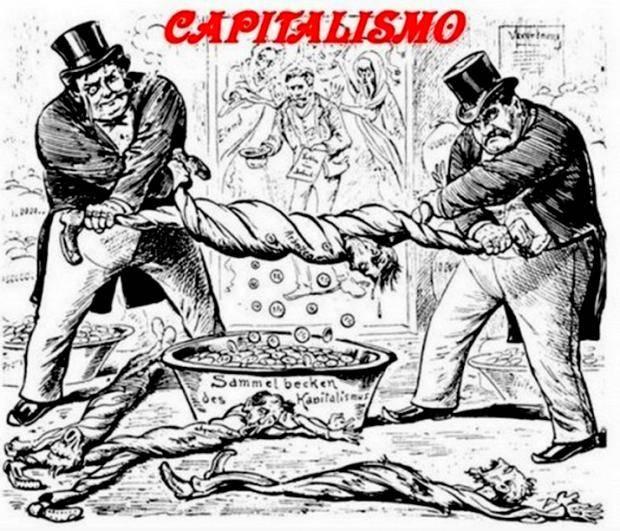 पूंजीवाद का संकट और इसके खूनी परिणाम