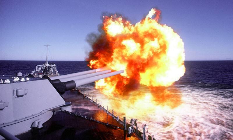 Возвращение больших пушек. Не ошибочна ли ставка на противокорабельные ракеты?