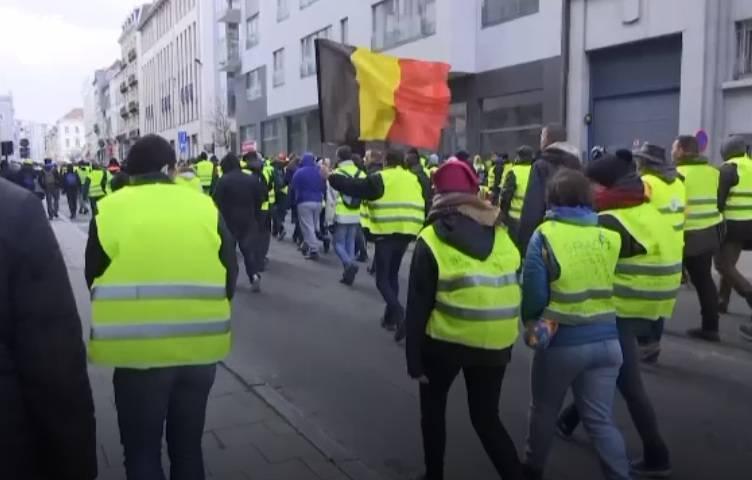 Призрак «жёлтых жилетов» бродит по Европе