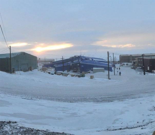 На станции в Антарктиде погибли два гражданина США