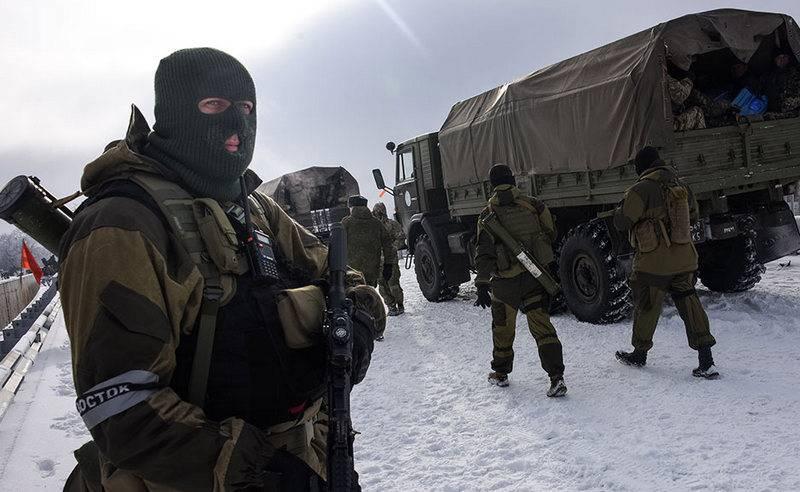Армия ДНР приведена в полную боевую готовность