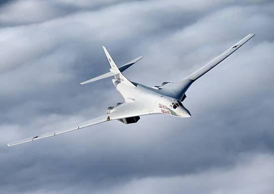 Норвегия подняла F-16 для сопровождения возвращавшихся из Венесуэлы Ту-160