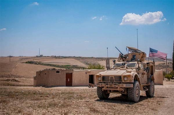 सीरिया में अमेरिकी दल के बारे में तुर्की के विदेश मंत्री का एक अजीब बयान