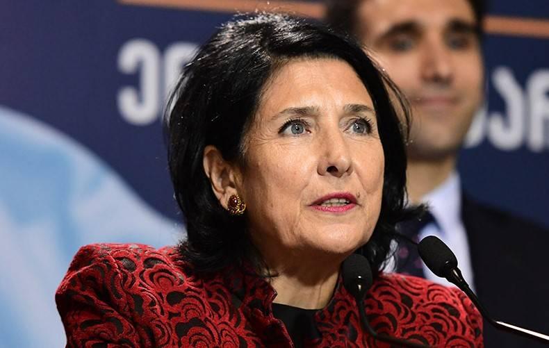 Новый президент Грузии назвала условия для нормализации отношений с РФ