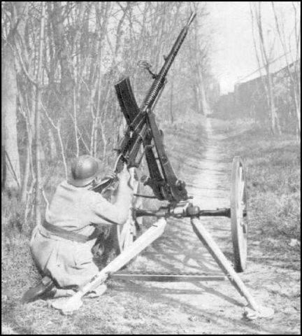 德国防空小口径反苏飞机(3的一部分)