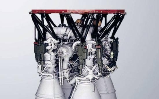 NPO Energomash ha parlato dello sviluppo di motori per razzi super pesanti