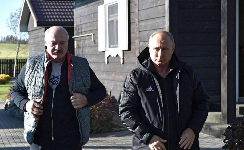 """Песков ответил на вопрос об """"объединении России и Белоруссии"""""""