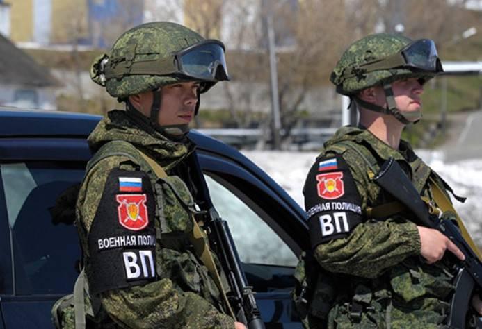 Военную полицию ЗВО оснастят экипировкой «Колпак» и «Черепаха»