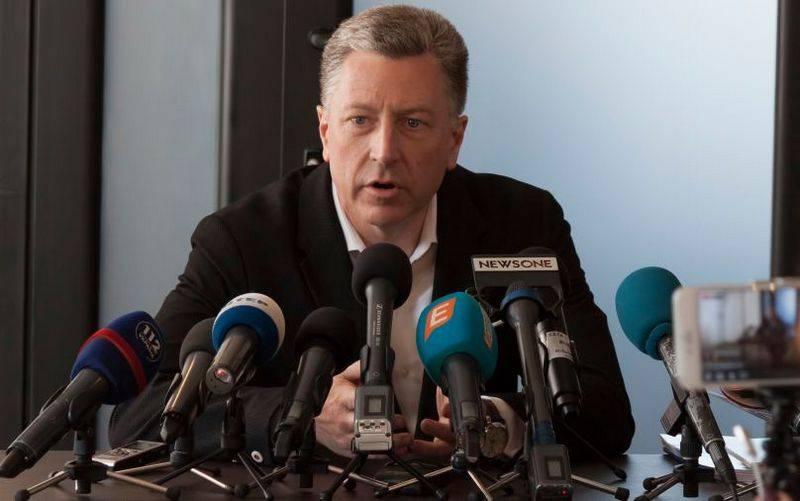 Волкер: США планируют введение санкций из-за Керченского инцидента