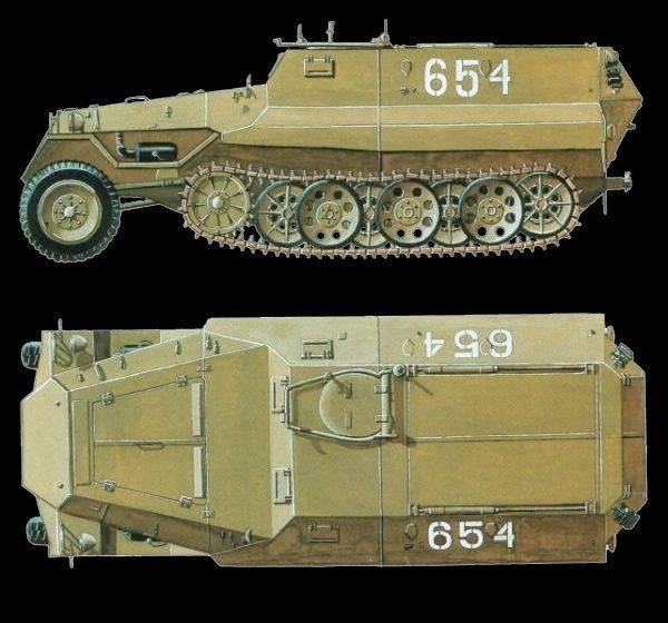 "Tatra OT-810:彩妆""Ganomag"""