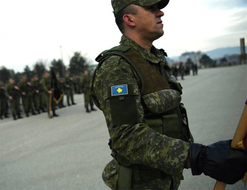 Эксперты задаются вопросом: Признает ли РФ ЛДНР в ответ на создание ВС Косово?