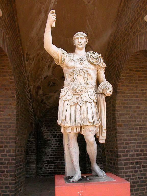Пожарные Древнего Рима. Окончание