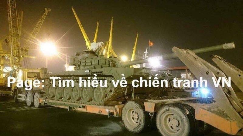 러시아, 라오스에 T-72B1 업그레이드 공급 시작