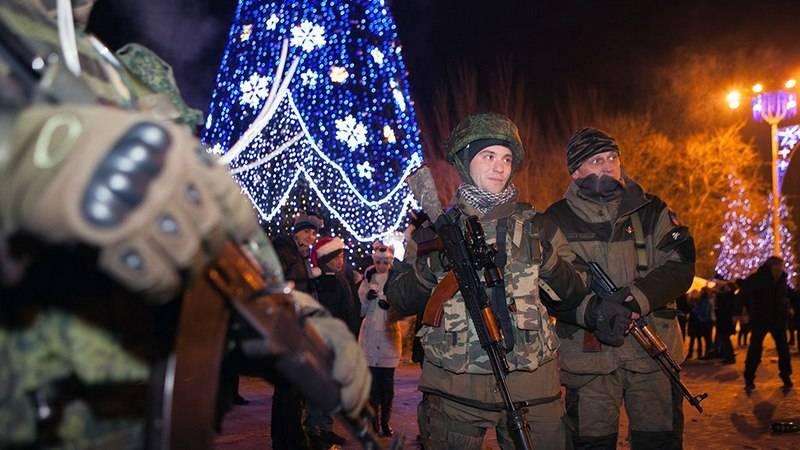 キエフはドンバス共和国によって提案された停戦政権を拒絶した