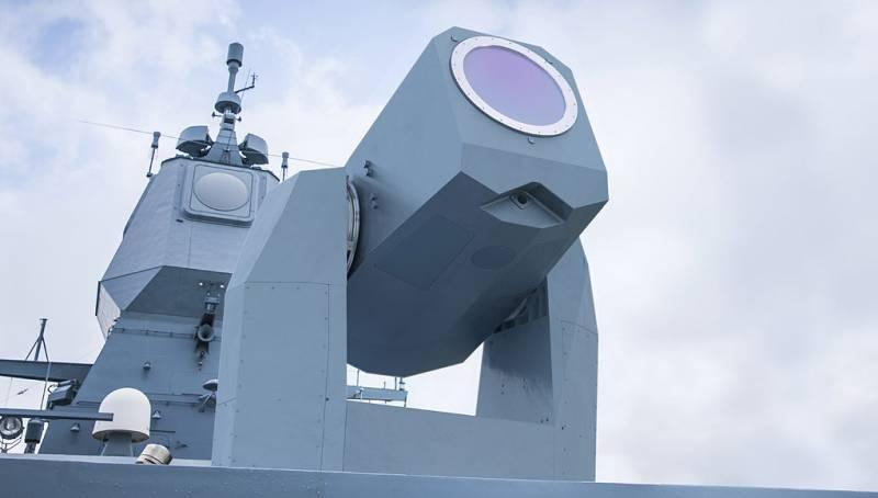 En DARPA se informó qué tipo de tropas de EE. UU. Obtuvieron los láseres de combate por última vez.