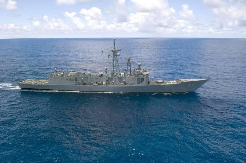 John Herbst: la propia Ucrania rechazó los barcos que se le ofrecieron.