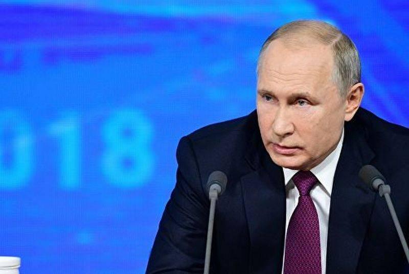 """푸틴 대통령은 새로운 우크라이나 교회에 대해 """"노란색 조끼""""와 브레"""
