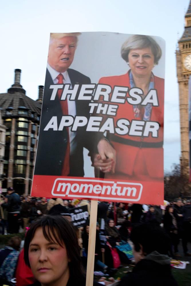 イギリスとアメリカの関係にとって、brexitはどういう意味ですか?