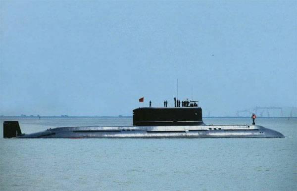 中国海軍はディーゼル電気潜水艦からのJL-3 ICBMの飛行試験を行った。