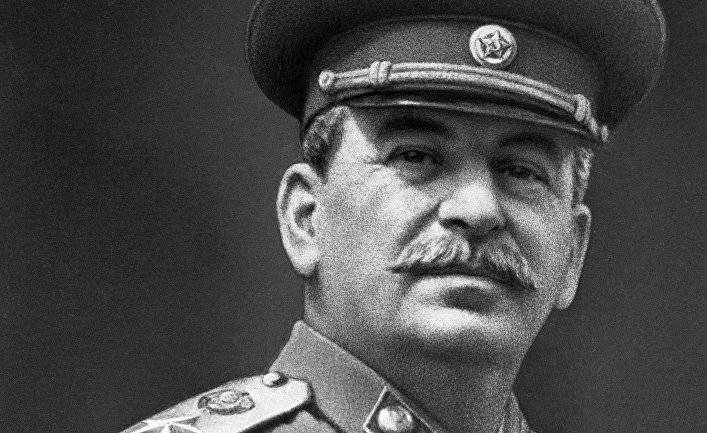 What is the phenomenon of Stalin