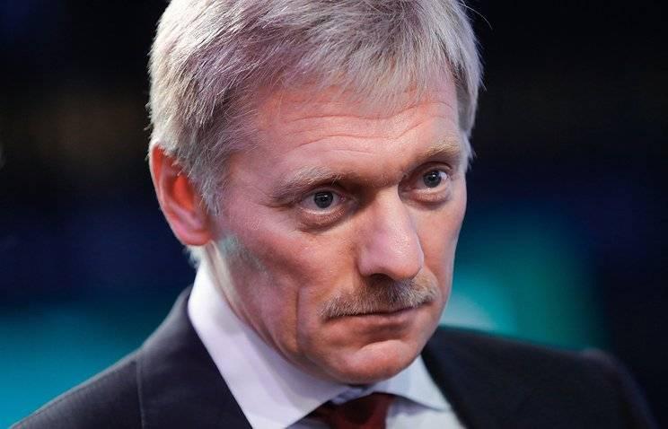 Песков: РФ возьмёт ракетные установки США под прицел при размещении их в Европе
