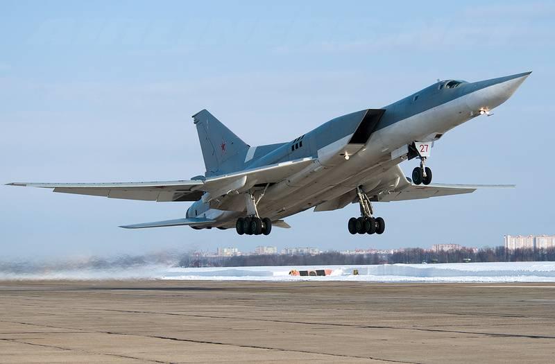 Profundamente modernizado Tu-22M3M volará hasta el fin de año.