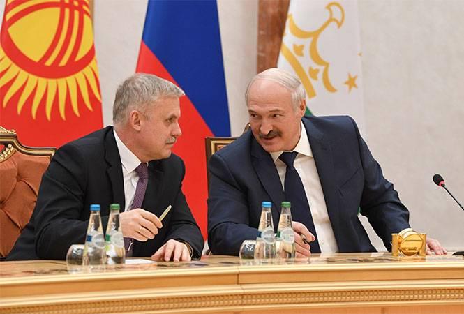 Zatulin:Lukashenkoのスピーカーになるための新しいCSTO事務局長